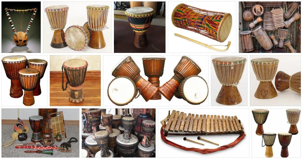 Africa Music Instruments