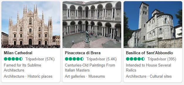 Milan Attractions 2