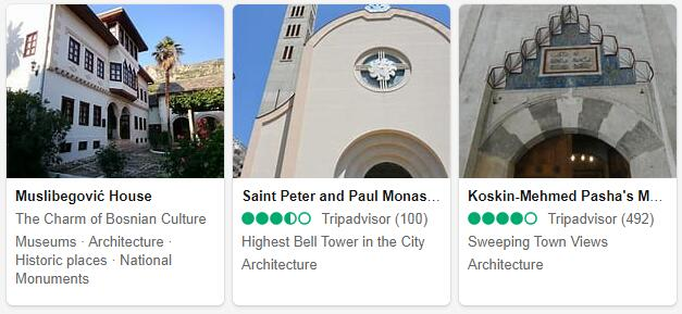 Mostar Attractions 2