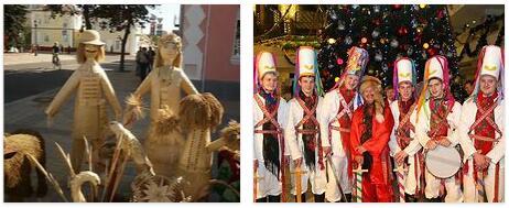 Belarus Culture and Arts