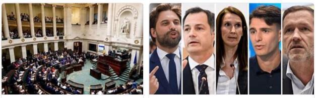 Belgium Politics and Government 1