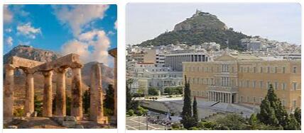 Greece Recent History 1
