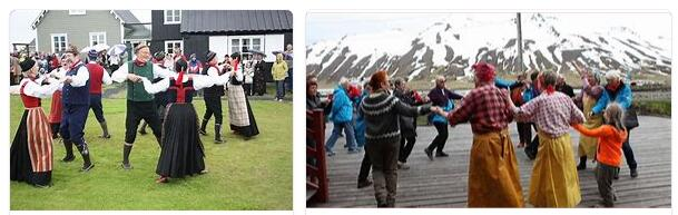 Iceland Traditions