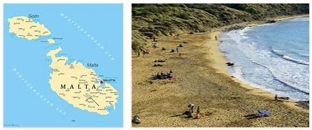 Malta Geography
