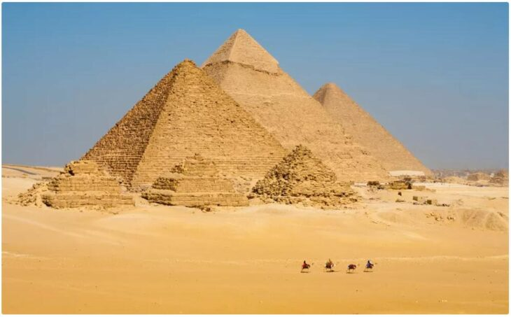 Best Travel Time and Climate for Egypt